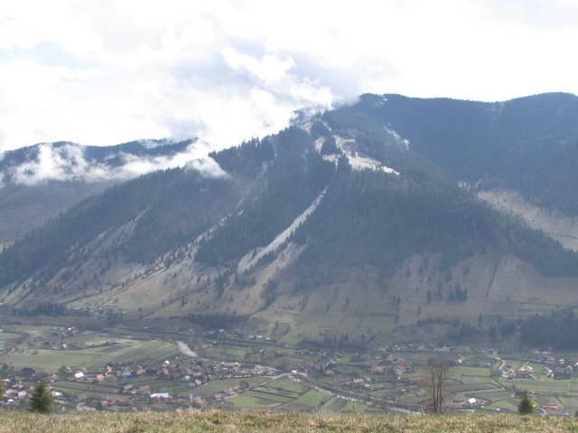 Village in the main valley of Gyimes