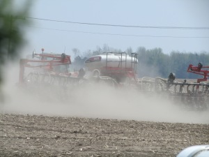 In this form of agriculture, machines do the work that people used to do. Soil loss is also prevalent.