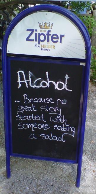 alcohol - Austria
