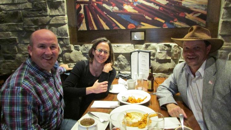 2013 Canadian Nuffielders Reunion