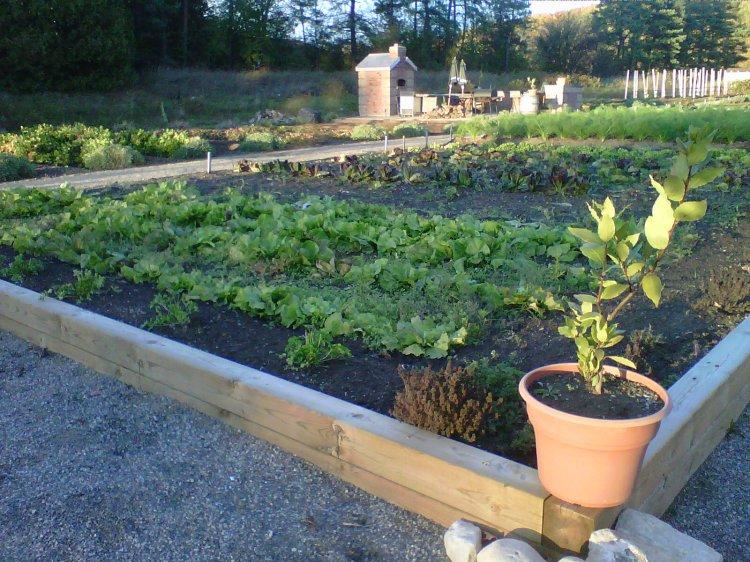 Gardens at Hockley Valley Resort, Orangeville, ON