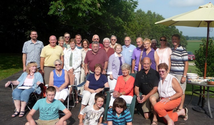 2014 Nuffield Ontario Summer Picnic